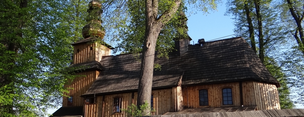 Malopolska  Trail of Wooden Architecture