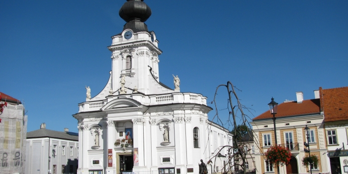Wadowice – Pope John Paul II hometown