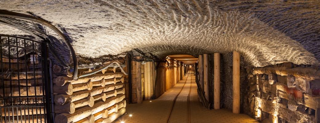 Wieliczka Salt Mine EN