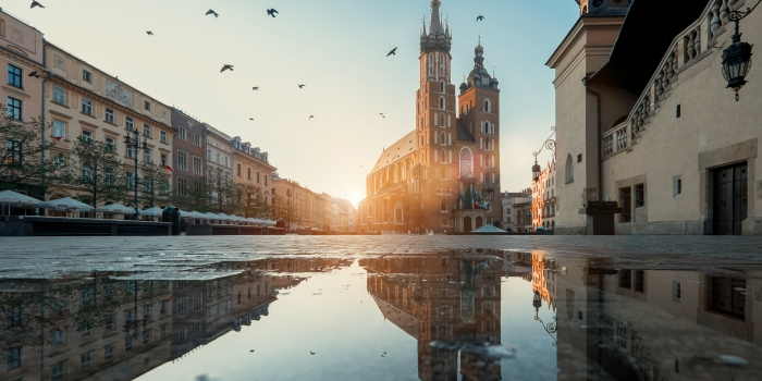 Krakow – The Magical City