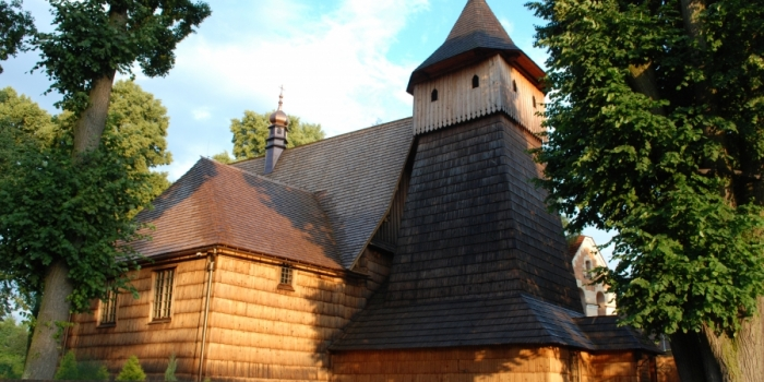 szlak architektury drewnianej
